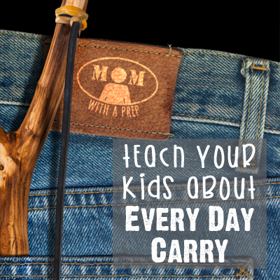 Teaching Our Kids about Every Day Carry – EDC