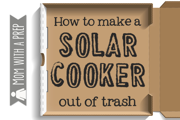 Having a big solar oven is nice, but did you know there are ways to make portable and temporary solar ovens out of trash?! Check out these crazy ideas!