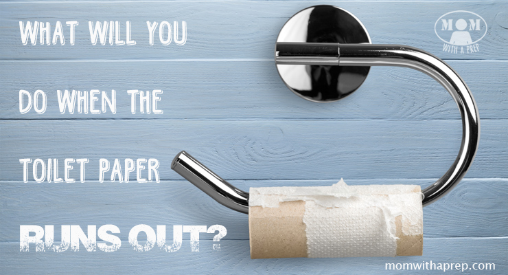 Even in the shortest emergency situation, toilet paper is a commodity you don't want to run out of - but what happens when you do? Are there alternatives you can PREPare with?