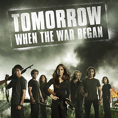 "Where were you when the world ended? A movie review of ""Tomorrow when the War Began""."