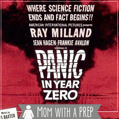 A Mom with a PREP Movie Review - Panic in the Year Zero