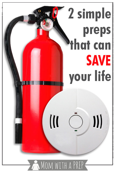 Mom with a PREP | 2 Simple Preparedness Items that can Save YOUR Life and that should be in every single household.