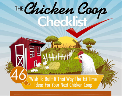 A chicken coop check list @ MomwithaPREP