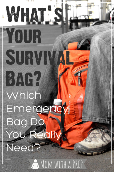 A Get Home Bag? A 72 Hour Bag? A Bug Out Bag? Exactly what type of emergency bag do you really need? This site lists the options and if you really need them or not!