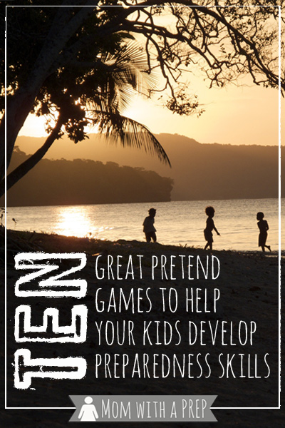 Mom with a PREP   Develop preparedness & survival skills in your children all the while having fun playing games!