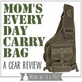 Mom with a PREP   I tried it for you! My Mom's EDC (everyday carry) Bag Review and what I carry inside. When I wrote my article on my Mom's EDC list, I got a ton of questions from people wanting to know where I got the bag. So, I decided to try it for you.... #edc