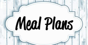 Build a Better Pantry: How I Use Meal Plans to Build My Food Storage
