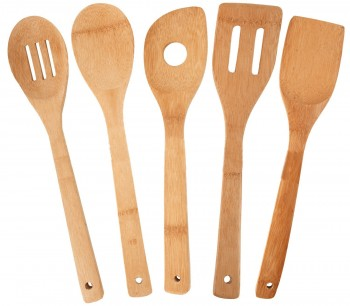 How to take care of bamboo utensils in the kitchen  |   Mom with a Prep