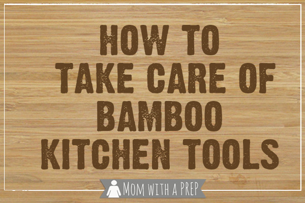 The Care And Keeping Of Bamboo Kitchen Tools Is Quite Easy And Helps You  Create A