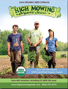 Top 10 Seed Catalogs for the PREPared Gardener - High Mowing Seeds | Mom with a Prep