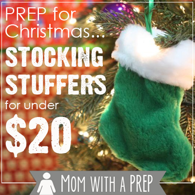 Prep for Christmas: Stocking Stuffers Under $20