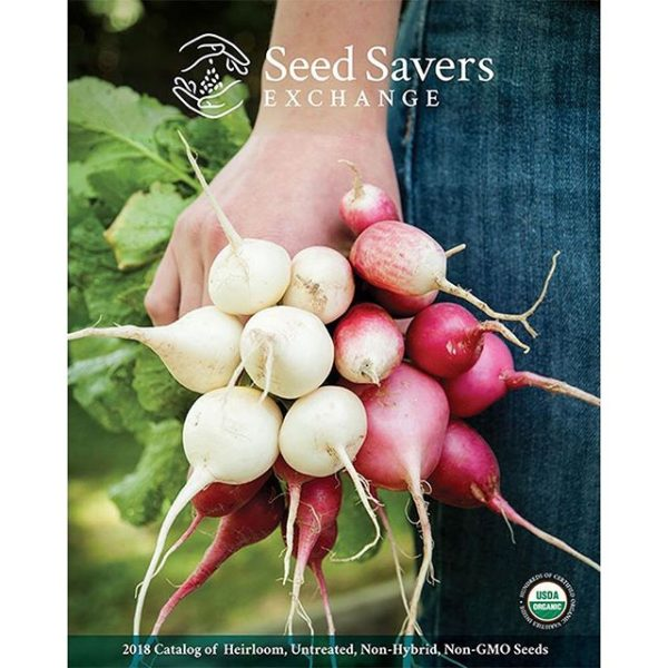Top 10 Seed Catalogs for the Prepared Garden | organic seeds