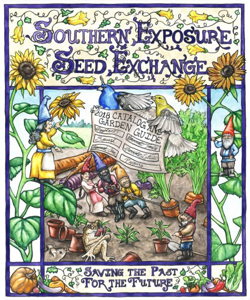Top 10 Seed Catalogs for the Prepared Garden | organic seeds | Southern Exposure Seed Exchange