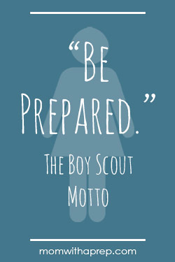 Preparedness Quotes Vol. 4 @ MomwithaPREP.com