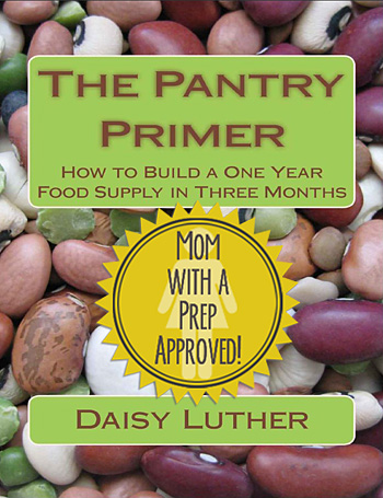 TheThe Pantry Primer: Create a Year's Supply of Food in Three Months - a review on The Organic Prepper's new book on how to build your food storage stockpile from nothing to a full year's supply in just three months.