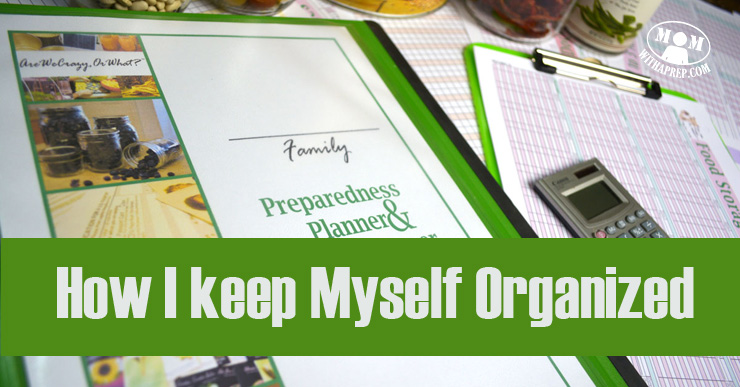 Don't allow all the work you've gone through to be more prepared go to waste because you're unorganized!! Set up a personalized system to keep your food storage, garden and essential oils organized and ready for you when you need them!