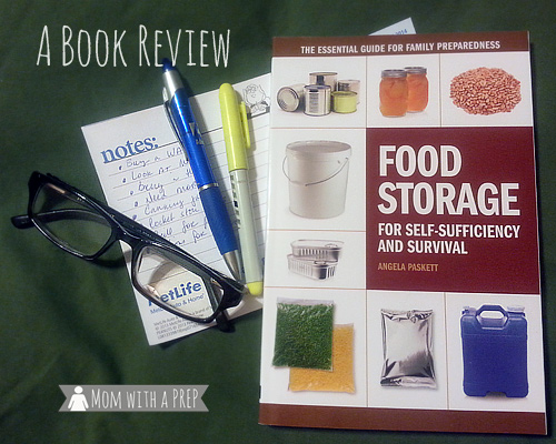 This is THE book to keep in your PREParedness library for Food Storage. It's Mom with a PREP approved!