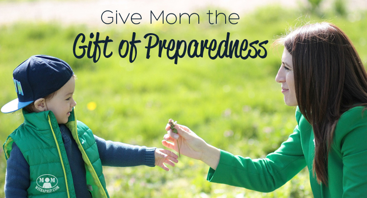 Give Mom the gift that keeps her prepared and more self-reliant!
