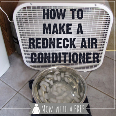 Redneck Air Conditioner and 15 More Ways to Keep Cool in the Summer