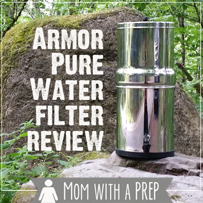 Mom with a PREP -- looking for a large water filter system for your family that doesn't break the budget?