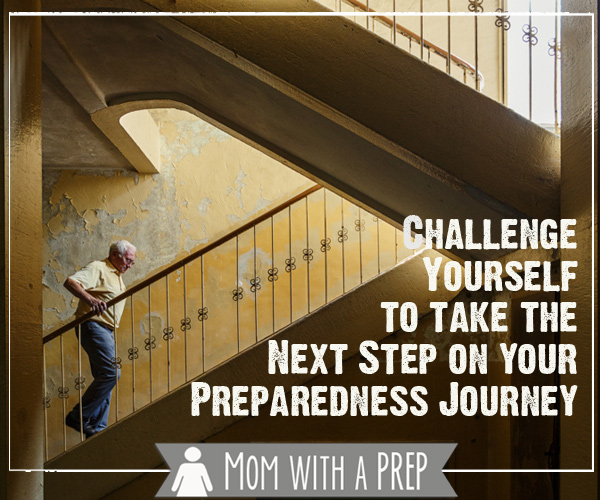 Challenge Yourself! Use Preparedness Challenges to Become