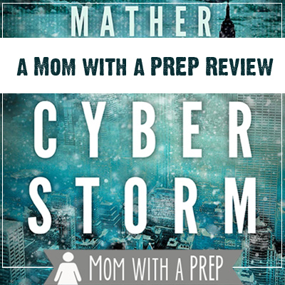 I Read it For You:  CyberStorm by Matthew Mather Book Review