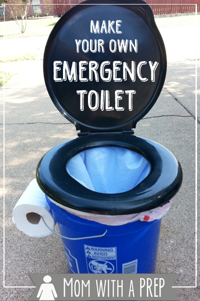 Mommy, I Have to Go Potty! Make Your Own Emergency Toilet - Mom ...