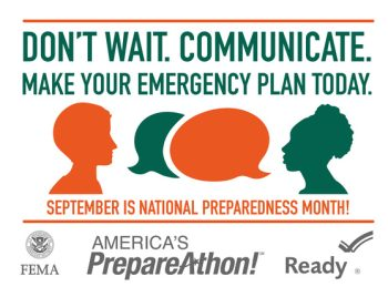 Ready.gov's Emergency Kit Checklist @ Momwithaprep.com