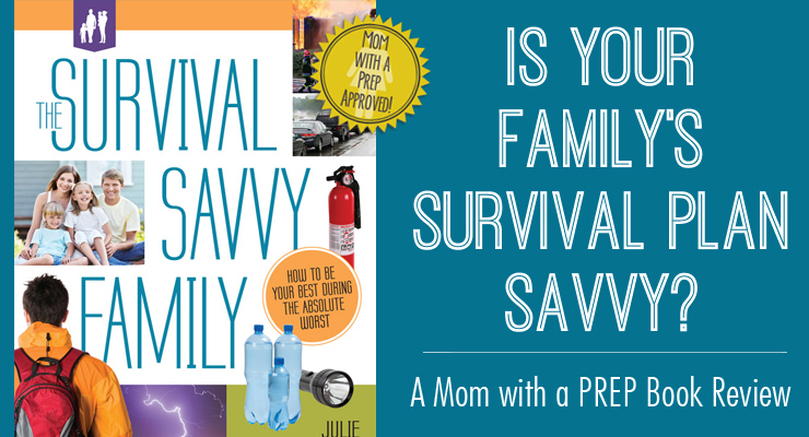 How can you be prepared for life's emergencies without looking like a Doomsday prepper? The Survival Savvy Family can show you how - and there is no doomsday involved!