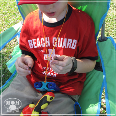 Have you ever just sat with your kid on the shore of the lake and spent a few hours fishing? Well you should, and here are 7 reasons why from Mom with a PREP.