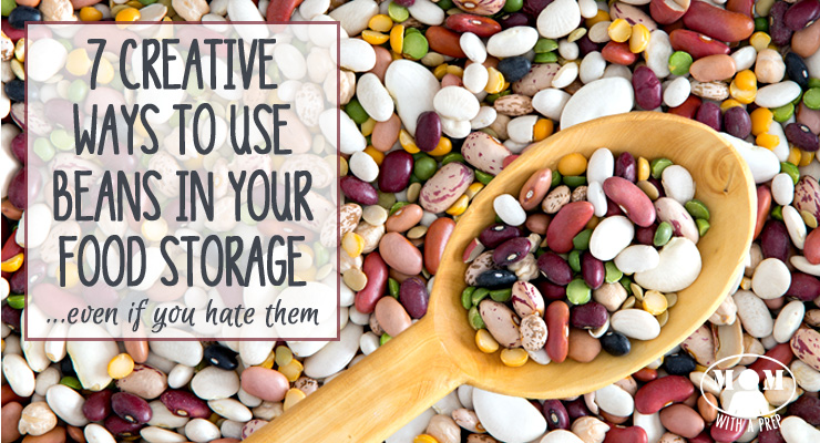 Creative Ways To Store Dishes: 7 Creative Ways To Use Food Storage Beans