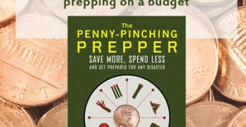 The Penny-Pinching Prepper: A practical guide to DIY prepping on a budget..and worthy of your preparedness library. A Mom with a PREP Book Review.