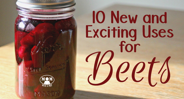 how to prepare canned beets