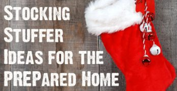 150+ Stocking Stuffer Ideas for the PREPared Homestead – most under $15