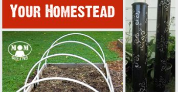 25+ PVC Projects for Your Homestead