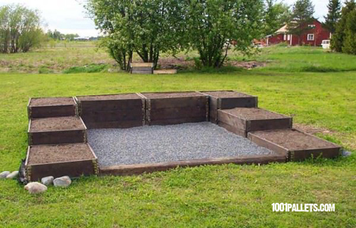 Raised Bed Garden Design Ideas raised bed garden design Raised Bed Gardens Can Save You Loads Of Hours Of Digging Out Your Yard Bring