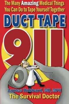 So many ways to use duct tape in an emergency! Learn more at Mom with a PREP.com