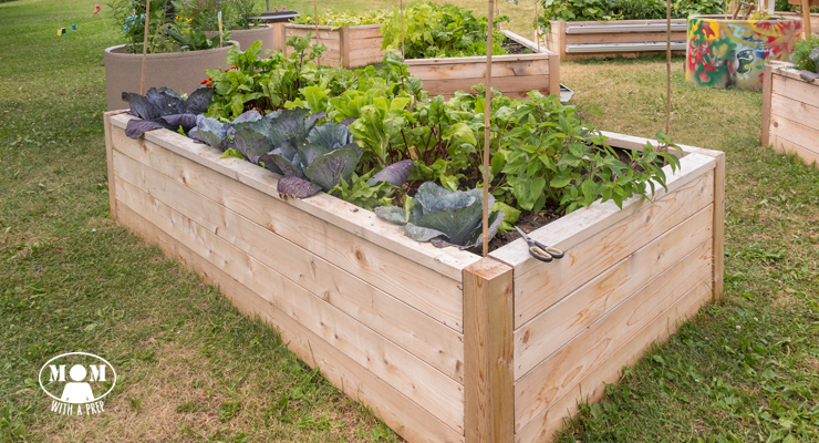 9 diy raised bed garden designs and ideas mom with a prep workwithnaturefo