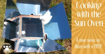Sun Oven: An Introduction to Cooking with the Sun! (and there are cookies!)