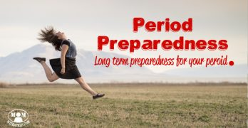Period Preparedness for Women