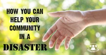 Be a Community Helper in a Disaster