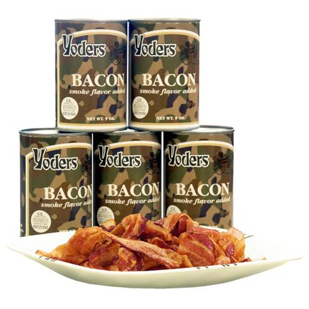 Can you store bacon in the pantry for long-term food storage? The answer is quite simple: yes you can! Here are the food storage options for bacon lovers ...