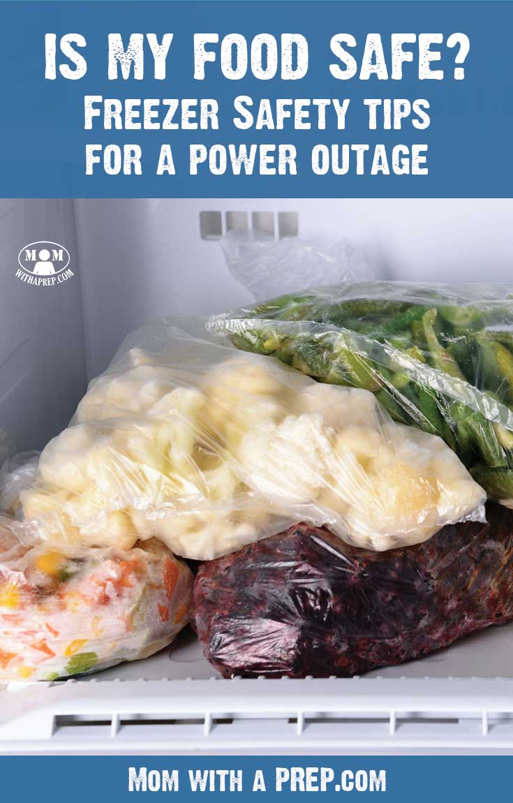 There's a storm coming and you're probably going to have a power outage. How do you save all that food you have in the freezer from your last trip to Costco? Or what do you do when you come home to find it's already happened?! Mom with a PREP shares some easy tips - and one might just be to eat all the ice cream first!