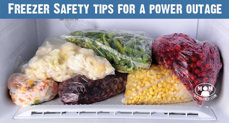The power is out! What do I do with all that food I just bought from Costco!? Mom with a PREP shares freezer safety tips for a power outage.