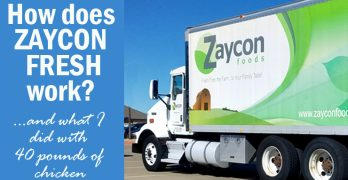 How to Preserve Zaycon Fresh Chicken