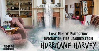 Last Minute Emergency Evacuation Tips Learned from Hurricane Harvey