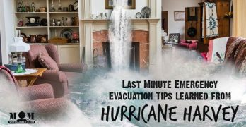 Last Minute Emergency Evacuation Tips Learned from Hurricane Harvey