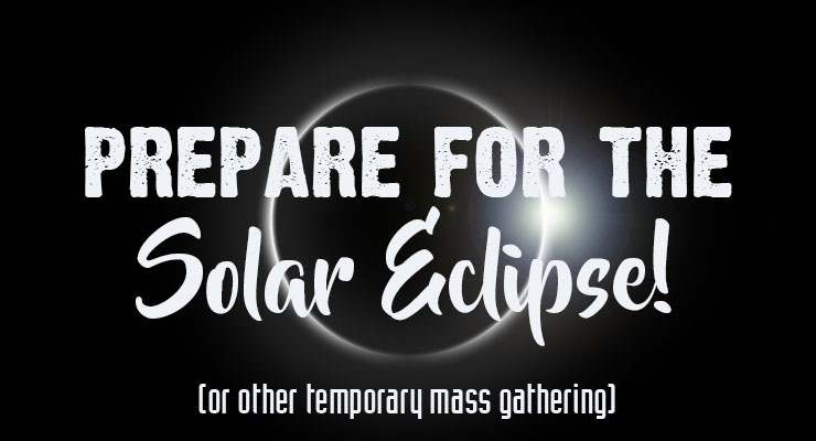 How to Prepare for the Solar Eclipse