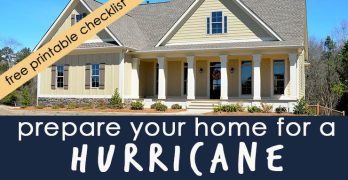 Prepare for a Hurricane (and other emergencies, too)