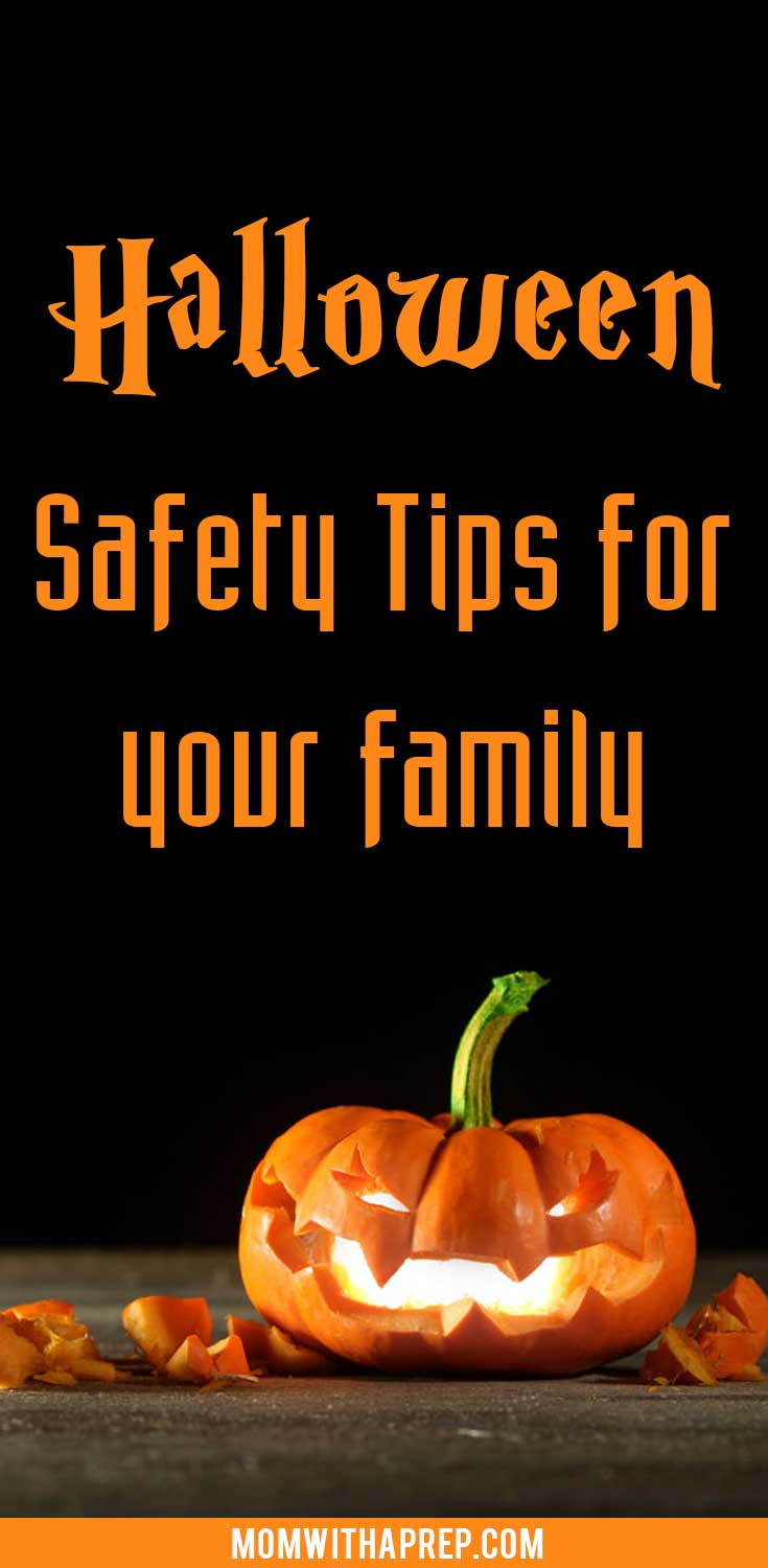 Don't get tricked this Halloween. Follow these tips and tricks from Mom with a PREP for a safe and fun candy night.